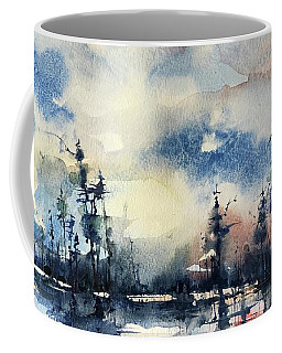 Untitled Coffee Mug by Robin Miller-Bookhout