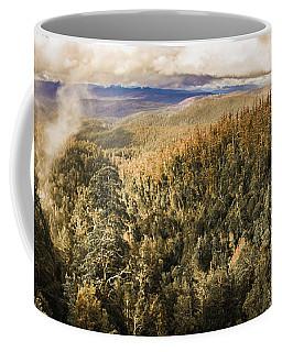 Untouched Wild Wilderness Coffee Mug