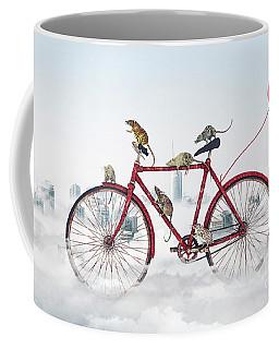 Unusual Journey Coffee Mug