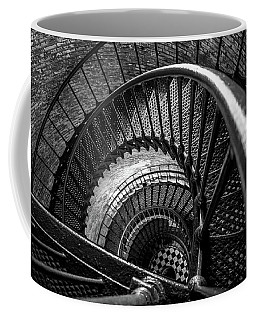 Unwind  - Currituck Lighthouse Coffee Mug