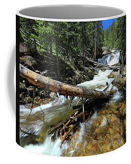 Up A Log Coffee Mug