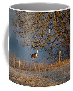 Up And Over Coffee Mug