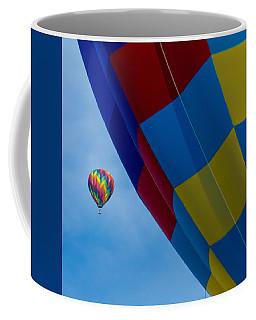 Up And Away 1 12x12 Coffee Mug