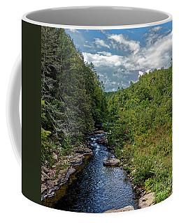 Up Clear Creek Coffee Mug