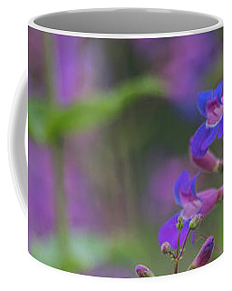 Up Close And Personal With Beauty Coffee Mug