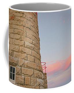Close-up Detail Of The Cape Moreton Lighthouse Coffee Mug