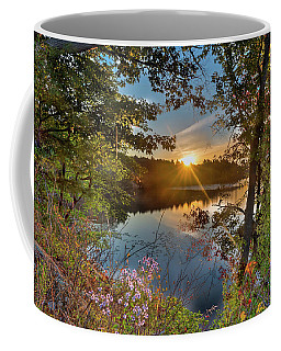 Up Early For The Start Of Fall Color... Coffee Mug