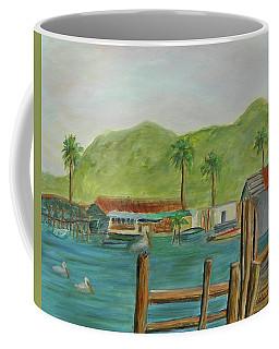 Up The Creek Coffee Mug