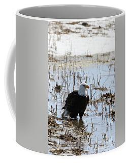Up To His Knees Coffee Mug
