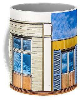 Up Town Coffee Mug
