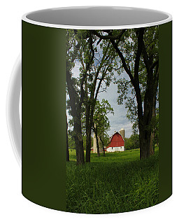 Coffee Mug featuring the photograph Up Yonder by Viviana  Nadowski