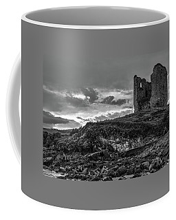 Upcomming Myth Bw #e8 Coffee Mug by Leif Sohlman