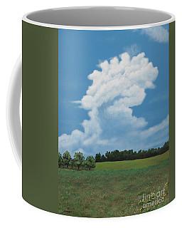 Updraft Coffee Mug
