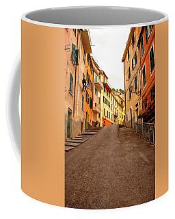 Uphill Italian Style Coffee Mug