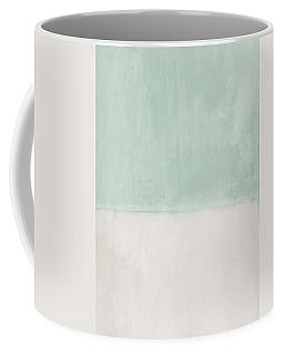 Upon Our Sighs 2- Abstract Art Coffee Mug