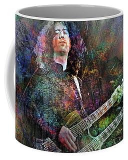 Upon Us All A Little Rain Must Fall Coffee Mug