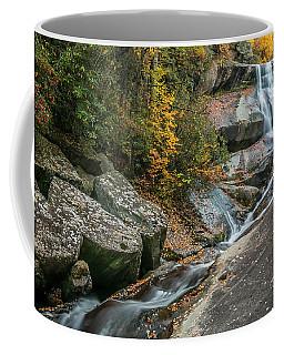 Upper Creek Falls Coffee Mug