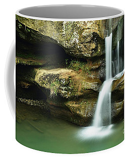 Upper Falls Closeup Coffee Mug