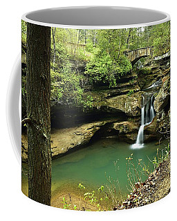 Upper Falls, Hocking Hills State Park 2 Coffee Mug