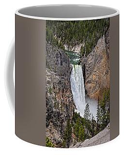 Upper Falls Coffee Mug by John Gilbert