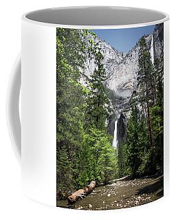 Upper Lower Coffee Mug by Ryan Weddle
