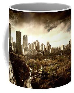 Upper West Side Of New York City Coffee Mug