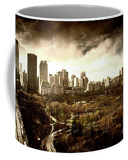 Upper West Side Of New York City Coffee Mug