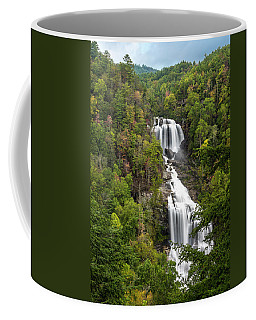 Upper Whitewater Falls Coffee Mug