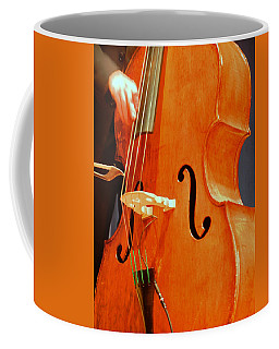 Upright Bass 3 Coffee Mug