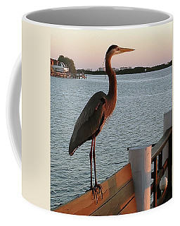 Upright Coffee Mug