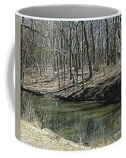 Upstream Coffee Mug