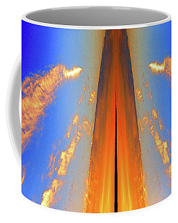 Upwards Two  Coffee Mug