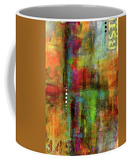 Urban Abstract Color 1 Coffee Mug