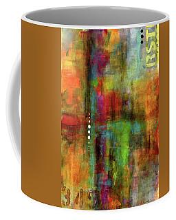 Urban Abstract Color 1 Coffee Mug