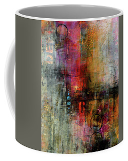 Urban Abstract Color 2 Coffee Mug