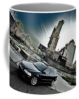 Urban Background Coffee Mug