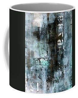 Blue Graffiti  Coffee Mug