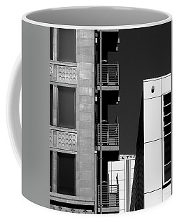 Urban Contrasts Coffee Mug
