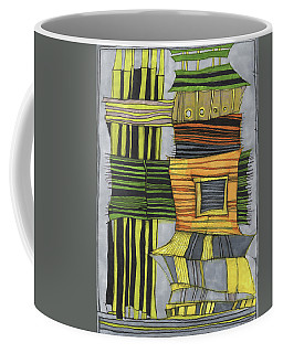 Urban Delight Coffee Mug by Sandra Church