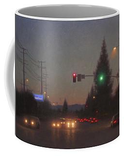 Urban Dusk Coffee Mug