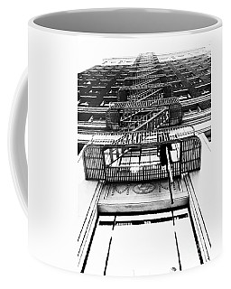 Urban Egress Coffee Mug