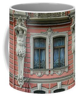 Urban Elegance Coffee Mug