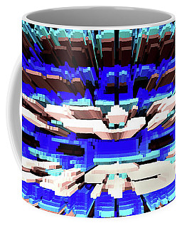 Coffee Mug featuring the photograph Urban Expansion Mode by Kellice Swaggerty