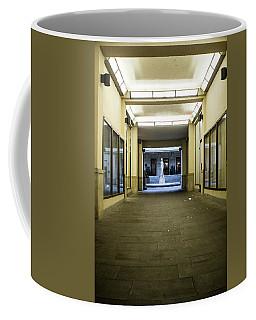 Coffee Mug featuring the photograph Urban Framing by Matthew Wolf