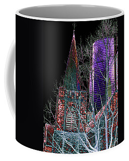 Urban Ministry Coffee Mug by Tim Allen