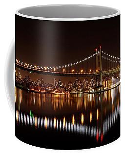 Triboro Bridge Brilliance Coffee Mug