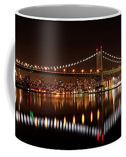 Triboro Bridge Brilliance Coffee Mug