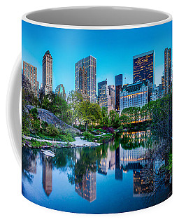 Urban Oasis Coffee Mug