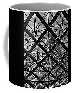 Urban Patterns - Sao Paulo  Coffee Mug