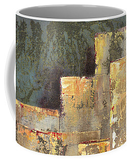 Linear Paintings Coffee Mugs